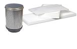 filter till ftx aggregat, filter till köksfläktar