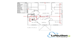 ventilationsritning och ftx ritning